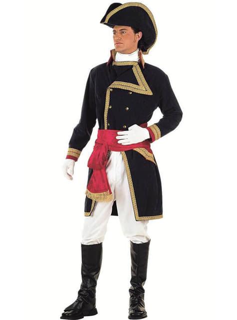 Francuski revolucionarni odrasli kostim