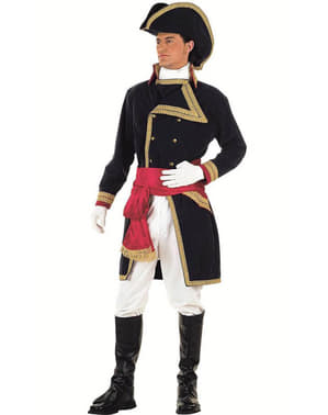 Fransk Revolusjonær Kostyme til Voksne