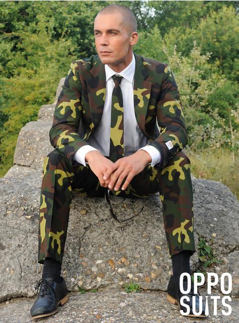 OppoSuit Commando Tarn Anzug für Herren