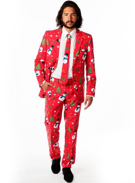 Opposuit Christmaster jakkesæt