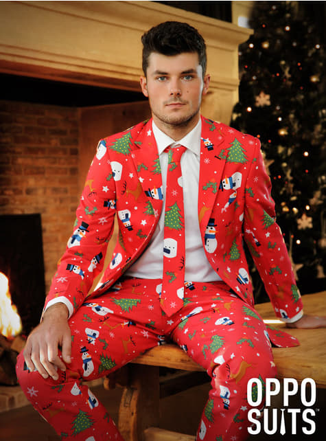 Traje Christmaster Opposuit - hombre