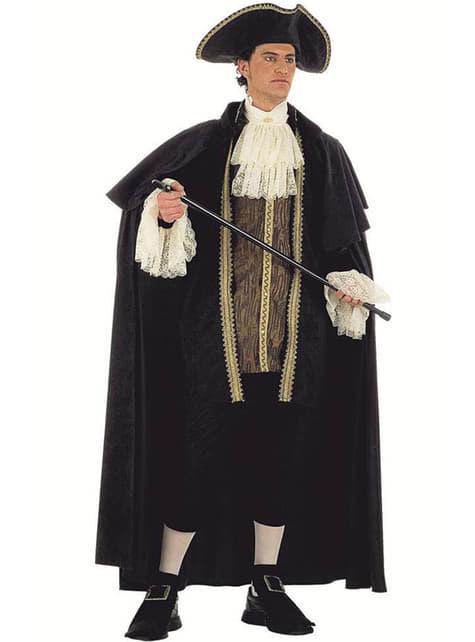 Венециански карнавален костюм