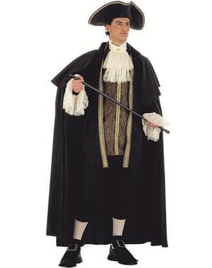 Costume da carnevale veneziano