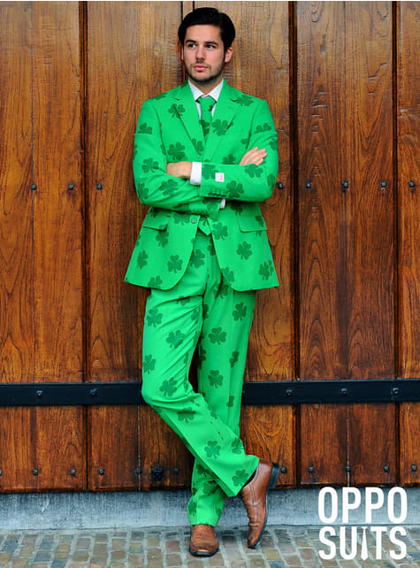St. Patrick's Day Opposuit