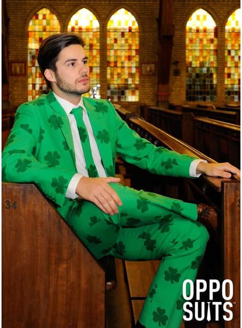 Opposuit St. Patricks day jakkesæt