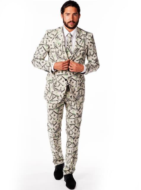 OppoSuit Cashanova Dollar Anzug für Herren