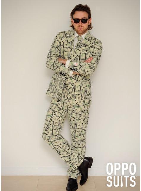 Κοστούμι με Χαρτονομίσματα