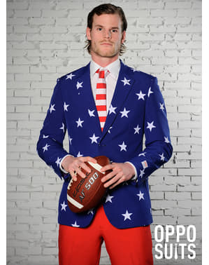 Stars and Stripes Opposuit