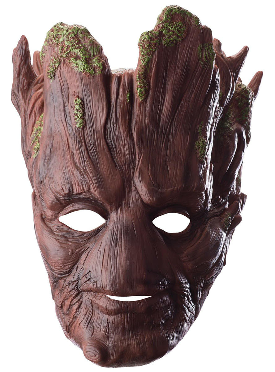 Groot Guardians of the Galaxy mask. Express delivery ...