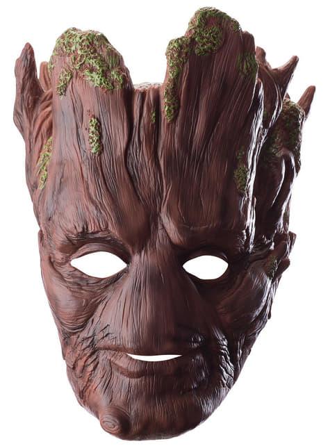 Máscara de Groot Guardiões da Galáxia