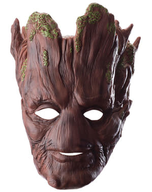Groot Guardians of the Galaxy Maske