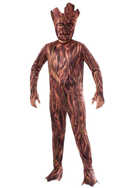 Groot Guardians of the Galaxy costume for a child