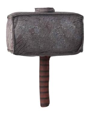 Thor Avengers A puha kalapács összeszerelése egy gyermek számára