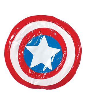 Avengers Assemble Kapten Amerika Mjuk Sköld