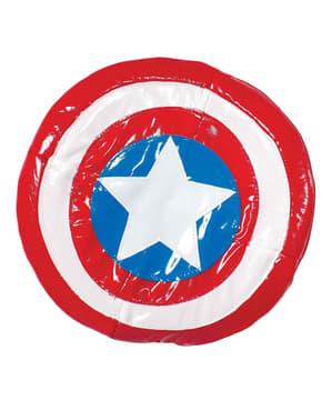 Kapteeni Amerikka Avengers Assemble- pehmä kilpi