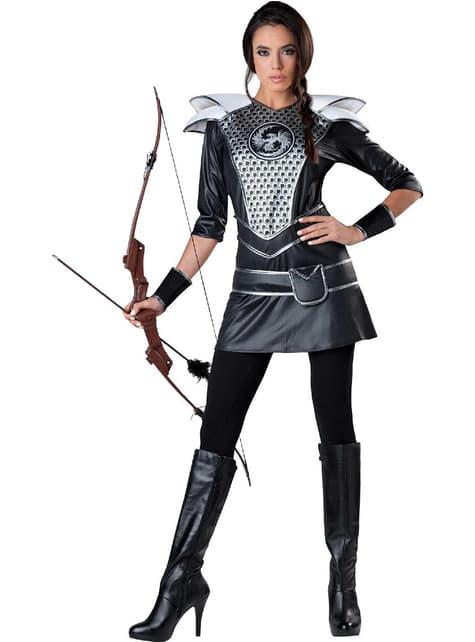 Katniss vadász jelmez nőknek