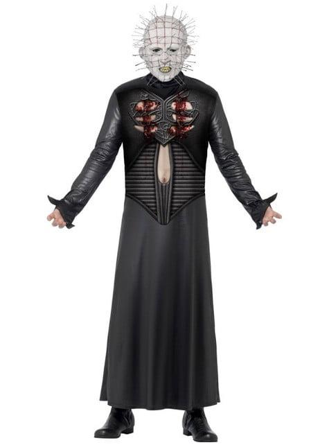 Pinhead Hellraiser Kostuum voor mannen
