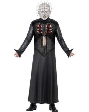 Hellraiser Pinhead Maskeraddräkt Vuxen