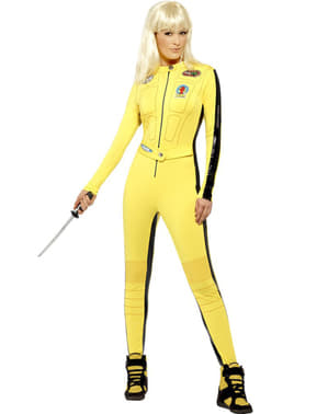 Kill Bill Kostüm für Damen