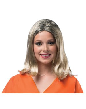 Piper Chapman Orange is the New Black wig