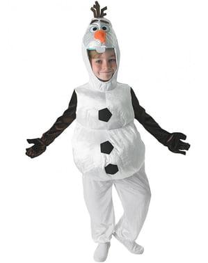 Costume Olaf Frozen 2 bambino