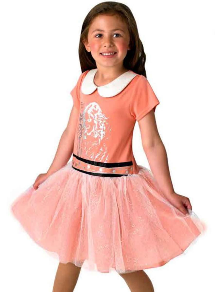 costume violetta pour fille acheter en ligne chez funidelia. Black Bedroom Furniture Sets. Home Design Ideas