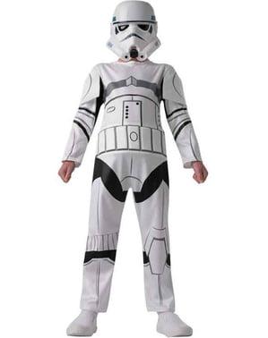 Fato de Stormtrooper para menino