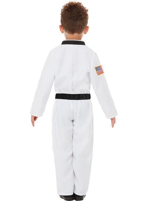 Fato de astronauta para menino