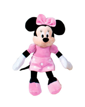 Minnie Plush Toy 20cm