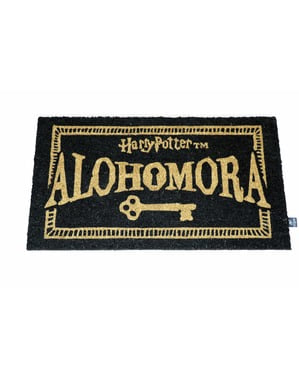 Paillasson Harry Potter Alohomora 73 x 43 cm