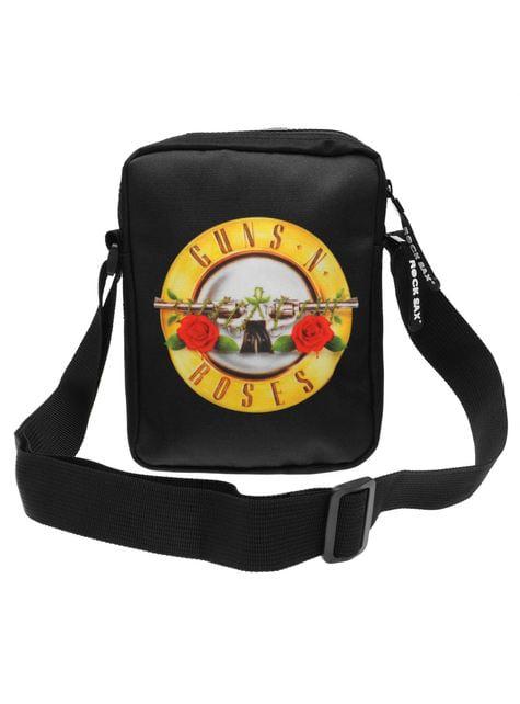 Bandolera pequeña de Guns n' Roses Logo
