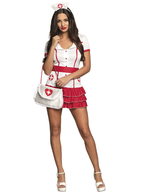 Bolso de enfermera para mujer - para tu disfraz
