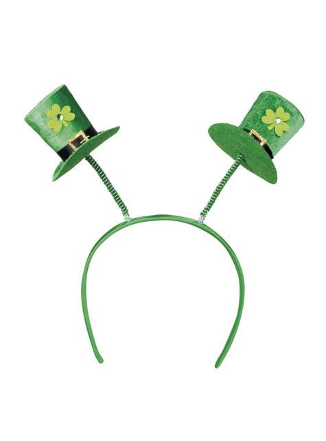 Čelenka St Patrick's
