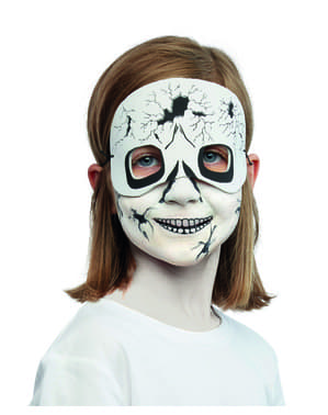 Ghost Make-up and Eye Mask for Kids