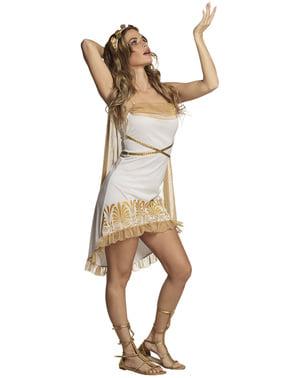 महिलाओं के लिए सेक्सी सोने ग्रीक महिला पोशाक
