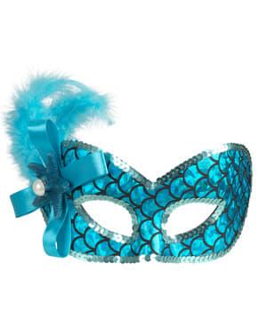 Zeemeermin oogmasker voor vrouw