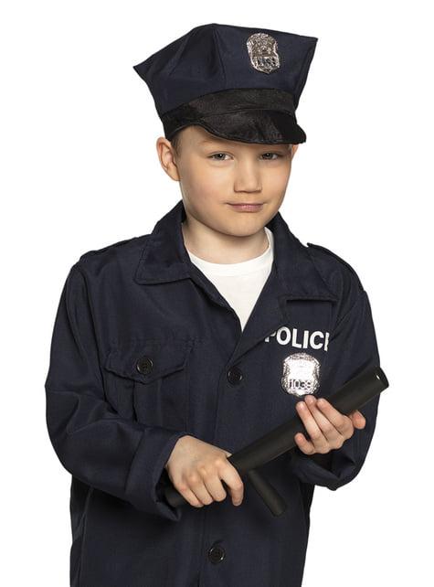 Porra de policía infantil - para tu disfraz
