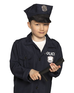 Tongkat polisi untuk anak-anak
