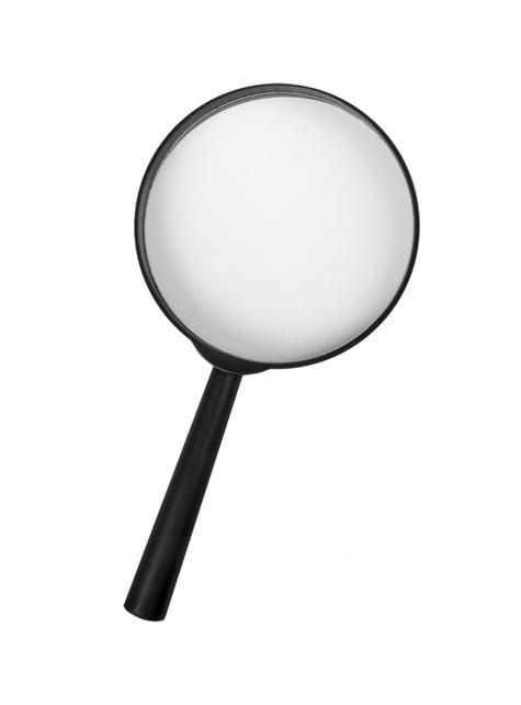 Lupa de detective - para tu disfraz