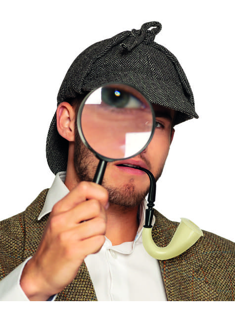 Lupa de detective - original