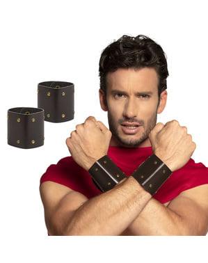Braceletes de romano para homem