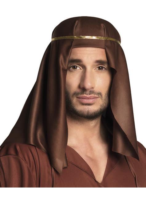 Pañuelo árabe para hombre
