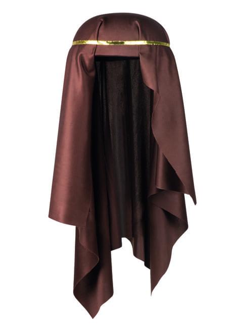 Pañuelo árabe para hombre - para tu disfraz