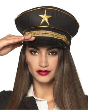 General captain hat for men