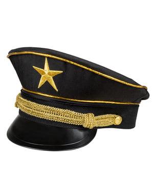 Gorro de capitán general para hombre