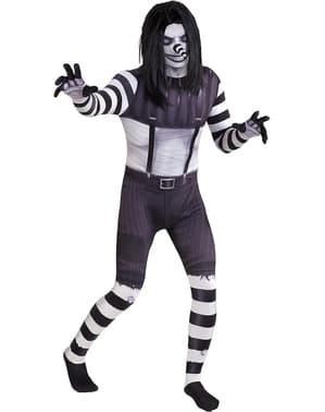 Costum Laughing Jack Morphsuit