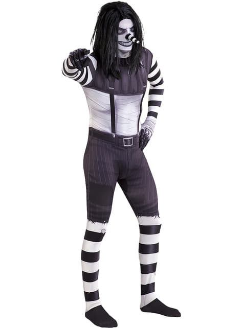 Laughing Jack Morphsuit costume