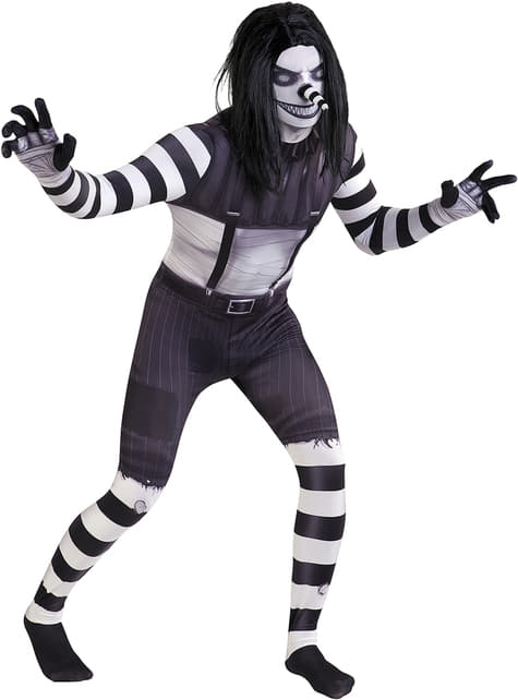 Laughing Jack Morphsuit kostuum
