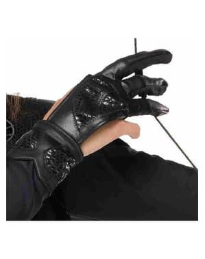 Katniss Everdeen Handschuhe für Mädchen aus Die Tribute von Panem - Mockingjay
