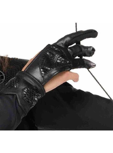 Guante de Katniss Everdenn Los Juegos del Hambre Sinsajo para mujer - para tu disfraz